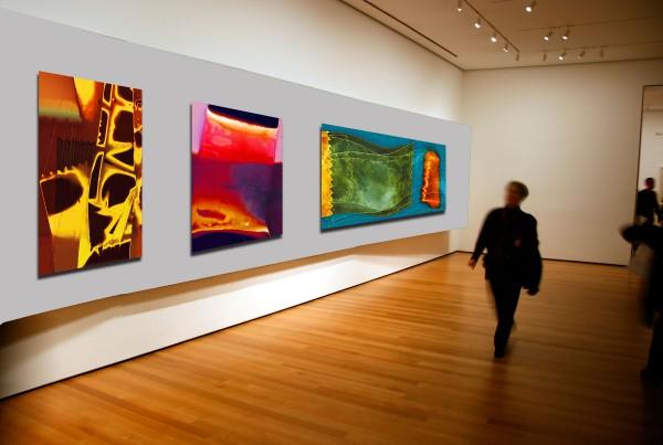 Impression sur toile canvas - Joonogramme expo