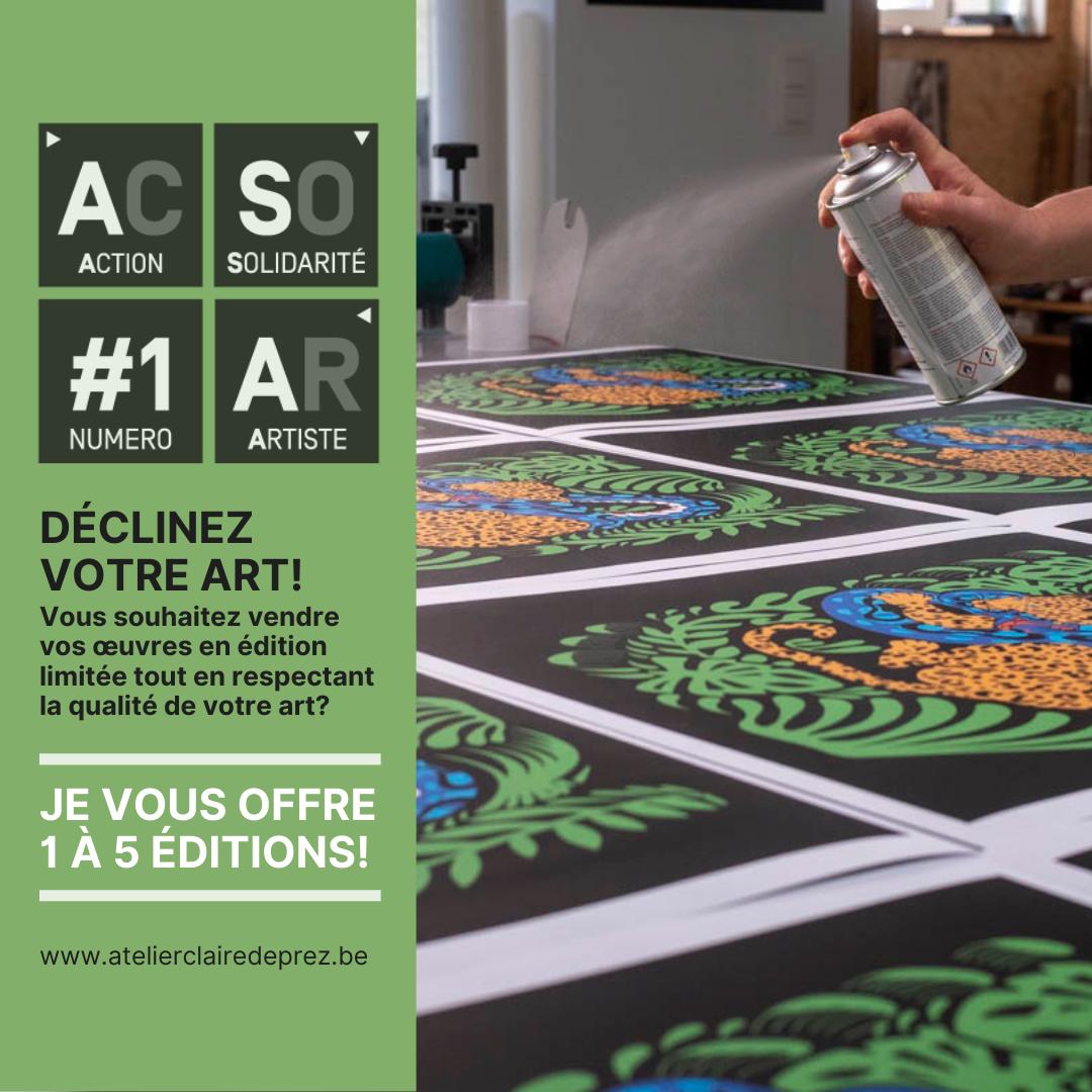 ASA#1 Déclinez votre art